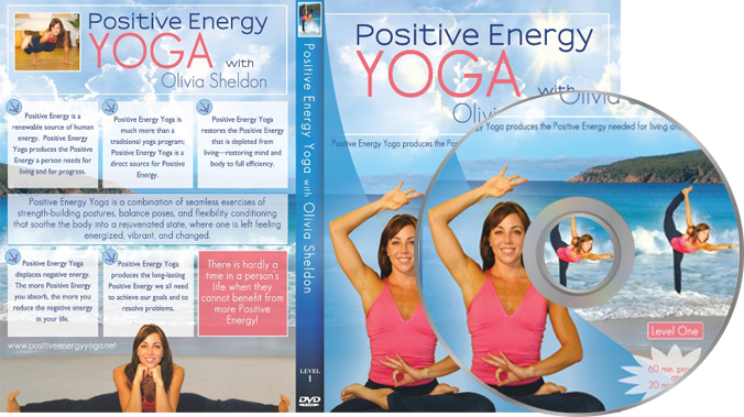 Order Positive Energy Yoga Today!
